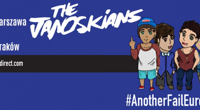 The Janoskians return to Poland!