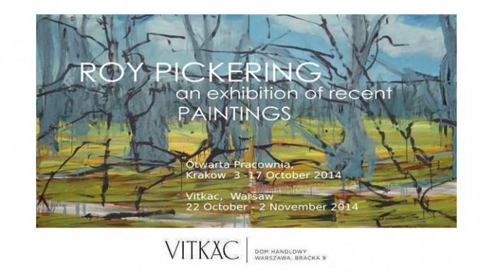 ROY PICKERING Exhibition