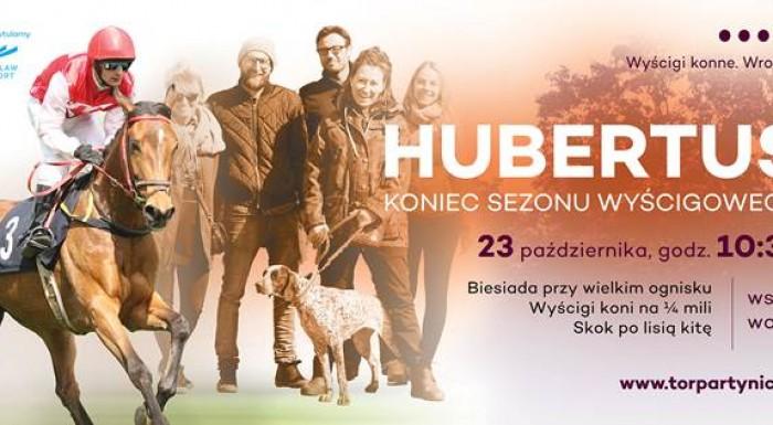 Wyścigowa biesiada – Hubertus na Partynicach