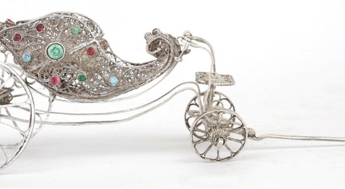Riding a royal carriage - family warkshops