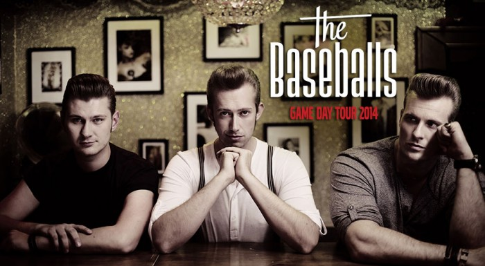 THE BASEBALLS - Game Day Tour