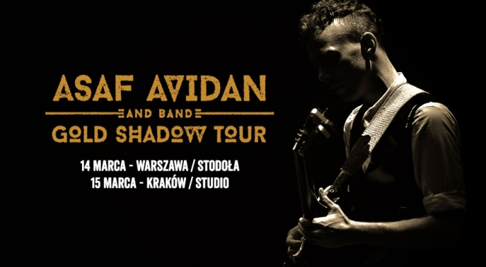 ASAF AVIDAN AND BAND
