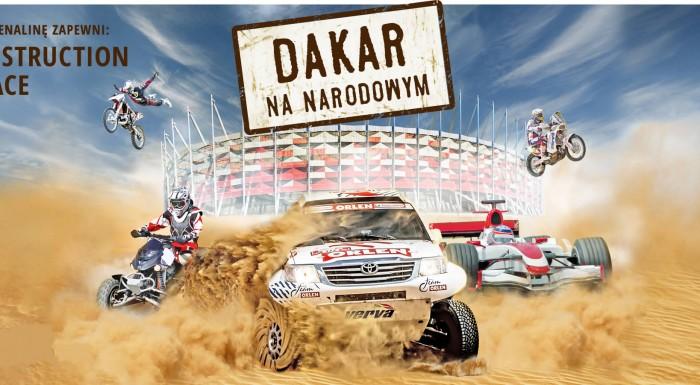 VERVA Street Racing - Dakar Na Narodowym