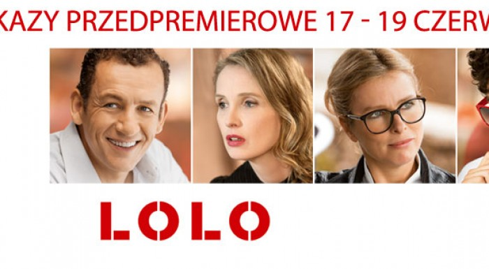 """ Lolo"" – pre-release in Atlantic cinema"