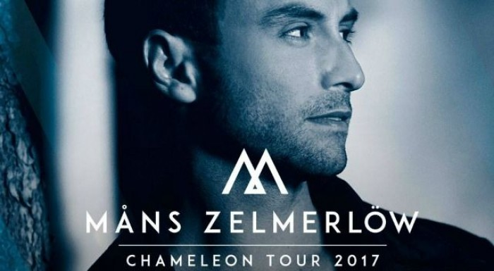 Måns Zelmerlöw with two concerts in Poland