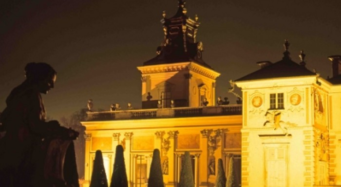 Night of Museums at Museum of King John III's Palace at Wilanów