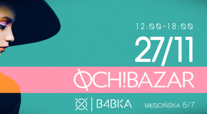 Autumn with Polish designers – OCH BAZAR!