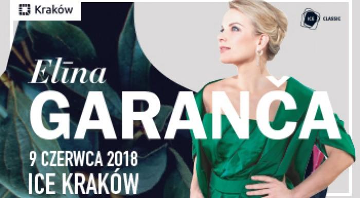 Elina Garanča at the ICE Kraków Congress Centre