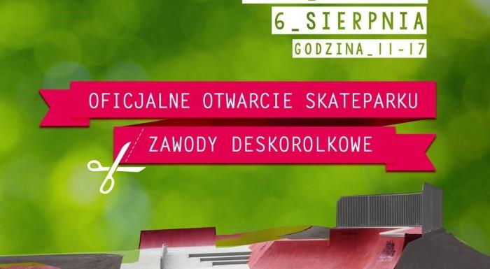 Cracow in Green invites for skateboarding!