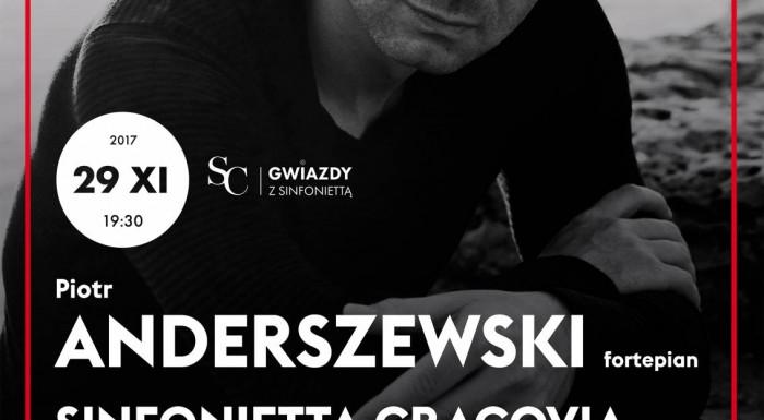 Piotr Andreszewski with Sinfonietta Cracovia at ICE Kraków