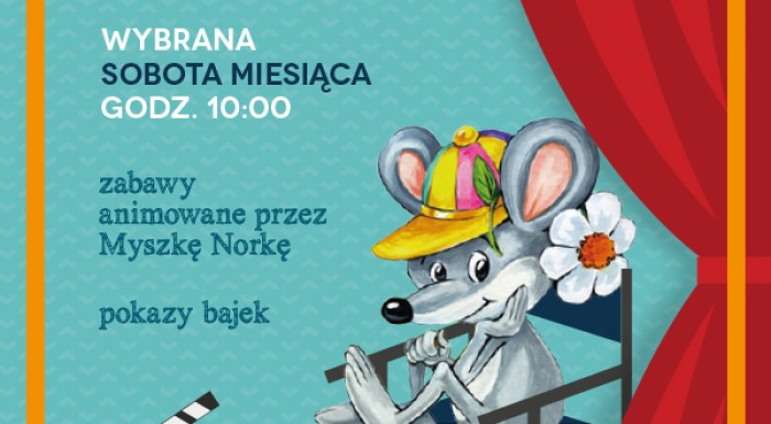 Norka Mouse Cinema Culture And Events Warsaw Via City Map