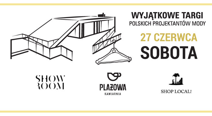 SHOP LOCAL! x PLAŻOWA