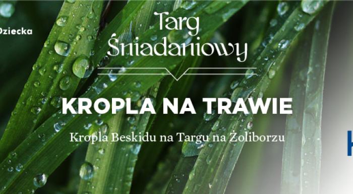 Drop on the grass – breakfast market in Żoliborz