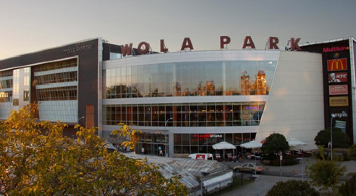 Summer yoga with Wola Park