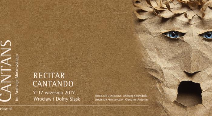 International Festival Wratislavia Cantans 2017