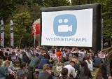 Summer outdoor  cinema in Park Sielecki 07/07 - 25/8/2018