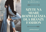 Konferencja SZYTE NA MIARĘ-rozwiązania dla branży Fashion 07/2019