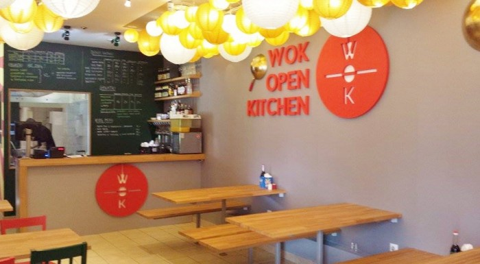 WOK Open Kitchen