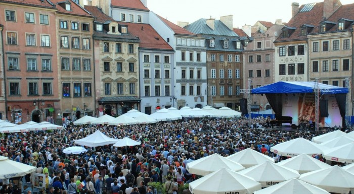 20th International Jazz at the Old Town Square Festival