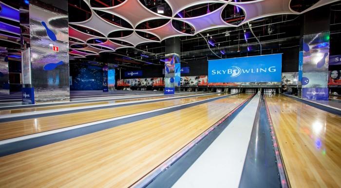 Sky Bowling