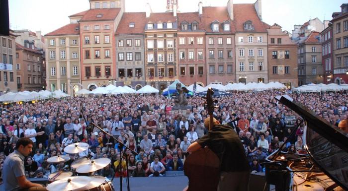 Mike Stern & Bill Evans Band - XX Międzynarodowy Plenerowy Festiwal Jazz na Starówce