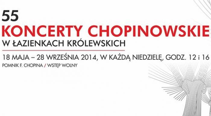 Chopin Concerts in Łazienki Park