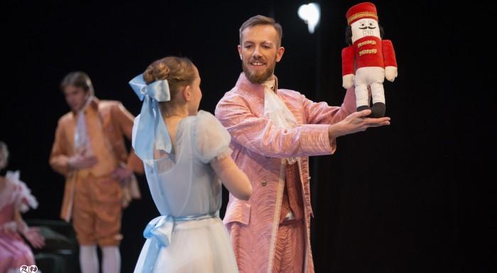 The Nutcracker by Les Ballets de Pologne