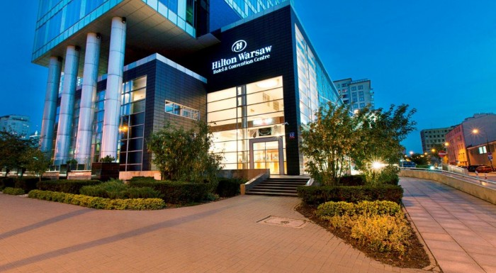 Hilton Warsaw Hotel & Convention Centre