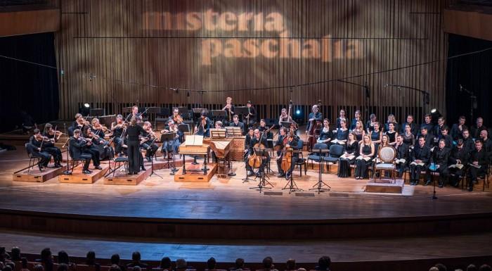 Festival MISTERIA PASCHALIA  2019