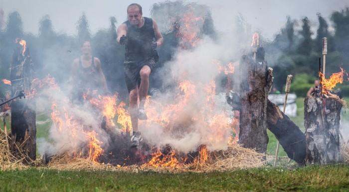 The end of the world of boring runs – Runmageddon