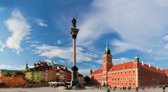 The most beautiful Old Town in Poland