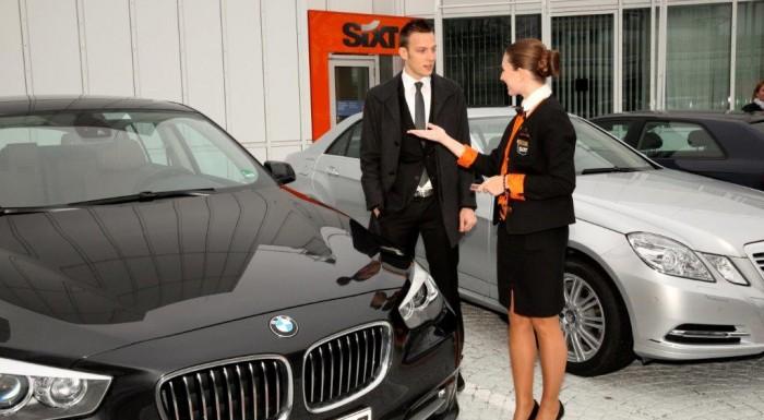 Sixt rent a car Polska