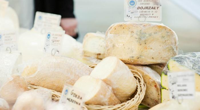 Listopadowy Jarmark Produktów Regionalnych w Wola Parku