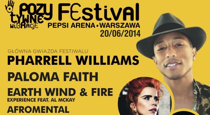Festiwal Pozytywne Wibracje 2014