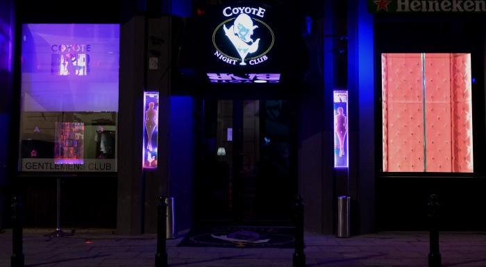 Coyote Night Club
