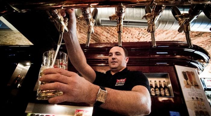 Tyskie Browarium - piwo na żywo