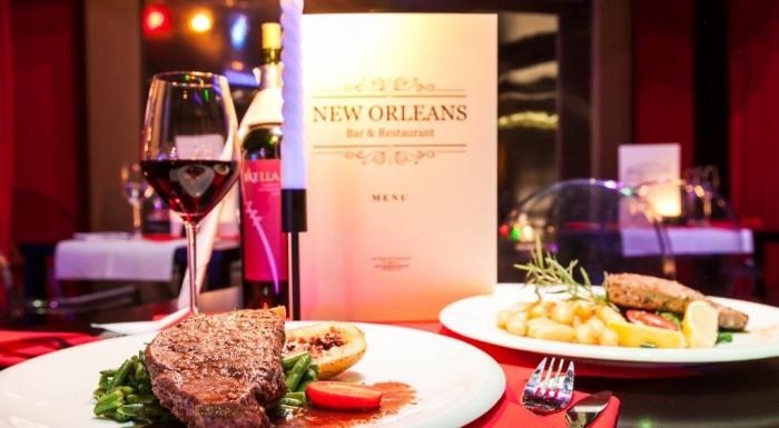 New Orleans Gentlemen's Club & Night Restaurant