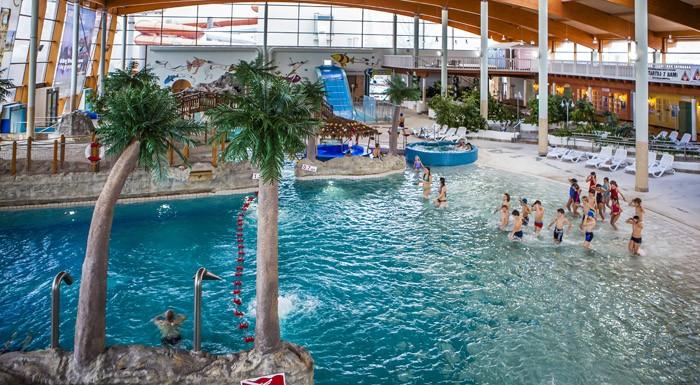 Aquapark Wroclaw Leisure Wrocaw VIA City Map