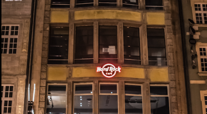 Hard Rock Cafe Wrocław