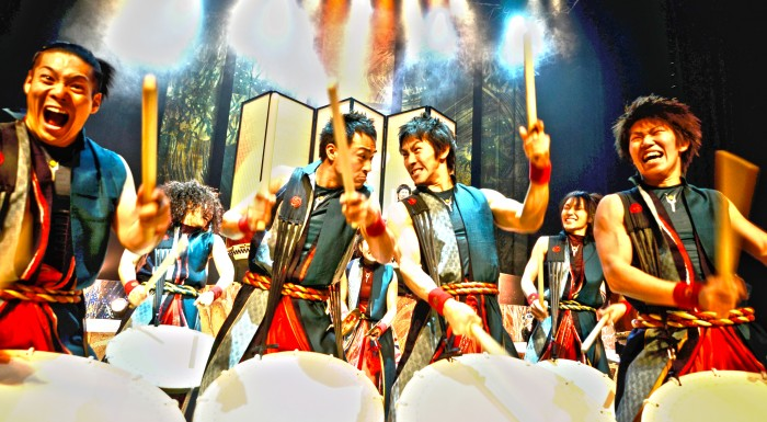 YAMATO – THE DRUMMERS OF JAPAN!