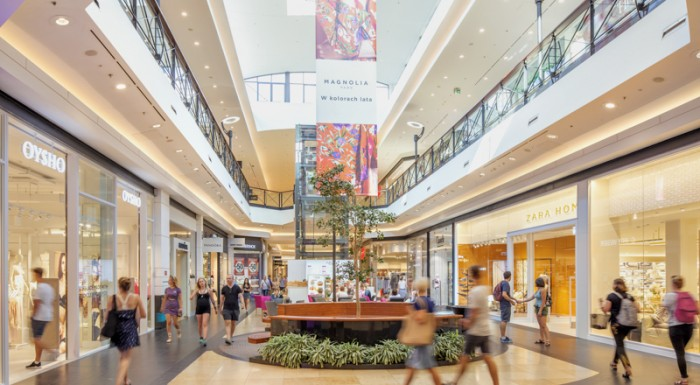 Magnolia Park- Centrum Handlowe