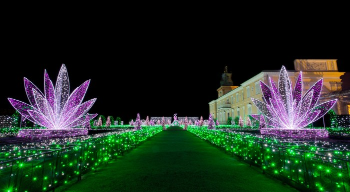 The Royal Garden of Light