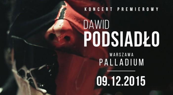 Dawid Podsiadło at Palladium