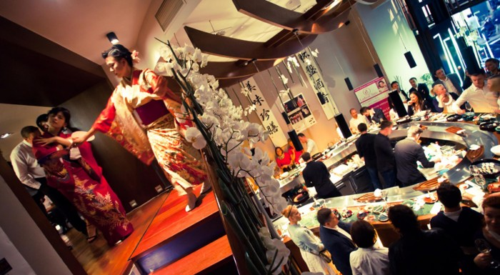 Zen Sushi Bar & Japanese Resaturant