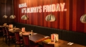 TGI FRIDAYS  American restaurant  steak house bar&grill - ribs ,steaks ,burgers