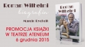 Promocja biografii Romana Wilhelmiego