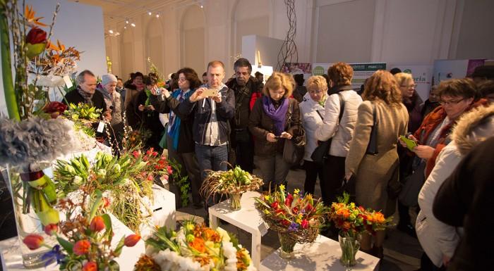 Tulip exhibition at Wilanów