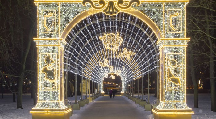 Mappings in the finalweek of the Royal Garden of Light