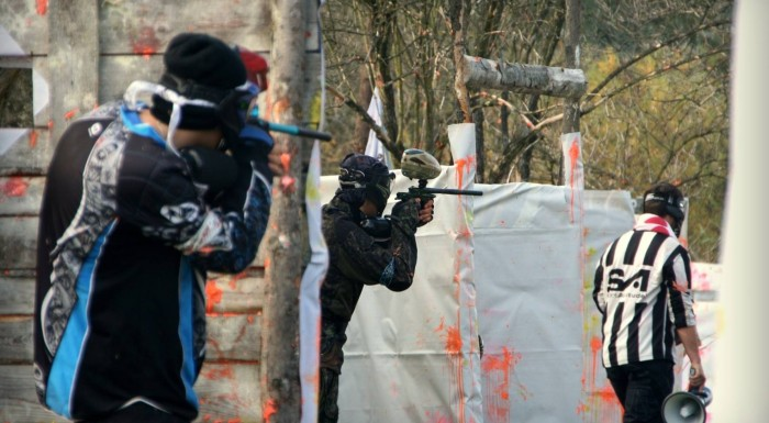 Assassin's Paintball