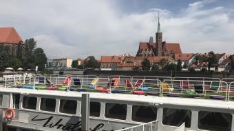 Restauracja Statek Wratislavia